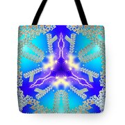 Frozen Time Tote Bag