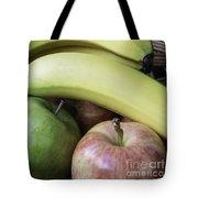 Fruit Basket Tote Bag