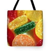 Fruit Candy Tote Bag by John Rizzuto