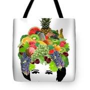 Fruit Lady Tote Bag