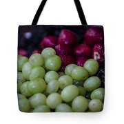 Fruit Mixer Tote Bag