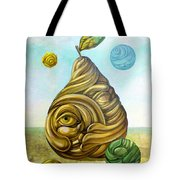 Fruit Of Knowledge Tote Bag