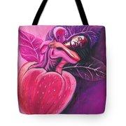 Fruit Of The Garden Of Eden Tote Bag