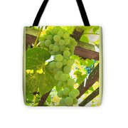 Fruit Of The Vine - Garden Art For The Kitchen Tote Bag