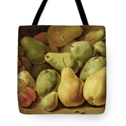 Fruit Still Life Tote Bag