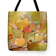 Fruit Still Life Tote Bag