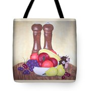 Fruit Table Tote Bag