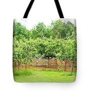 Fruit Trees Tote Bag