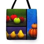 Fruit Trilogy Tote Bag