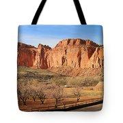 Fruita Utah Panorama 002 Tote Bag
