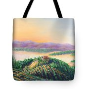 Fruitful And Prosperous Tote Bag