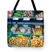 Fruits 'n' Roots 3 Tote Bag