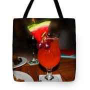 Fruity Coctail Tote Bag