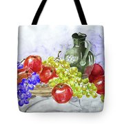 Fruit After Him Tote Bag