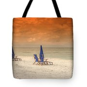 Ft. Myers Beach Tote Bag