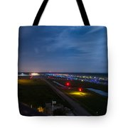 Ft. Myers Runway Tote Bag