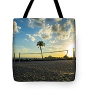 Ft. Myers Volleyball Tote Bag