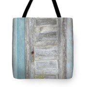 Ft. Stockton House Door Tote Bag
