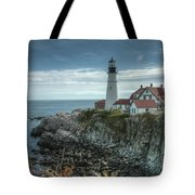 Ft. Williams Lighthouse Tote Bag