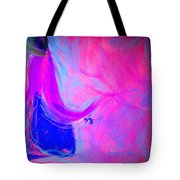 Fuchsia Breeze Tote Bag