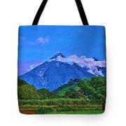 Fuego Volcano Guatamala Tote Bag