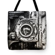 Fuel Deficient Tote Bag