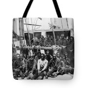 Fugitive Slaves, 1862 Tote Bag