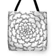 Full Bloom I  Tote Bag