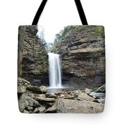 Full Flowing Tote Bag