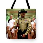 Full Metal Jacket 1 Stanley Kubrick 1979 Tote Bag