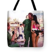 Full Metal Jacket 2 Tote Bag