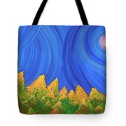 Full Moon Forest By Jrr Tote Bag