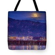 Full Moon Rising #2 Tote Bag