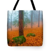 Full Of Autumn Tote Bag