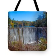 Full To Overflowing Tote Bag