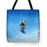 Fully Alive Tote Bag