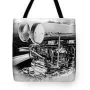 Fully Blown Tote Bag