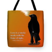 Fume Of Sighs - Williams Shakespeare Tote Bag
