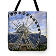 Fun In Cape Town Tote Bag