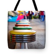Fun Seats Tote Bag