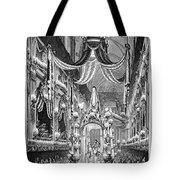 Funeral Dauphine, 1746 Tote Bag
