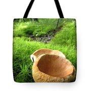 Fungi Cup Tote Bag