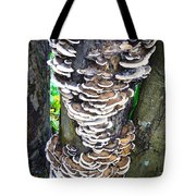 Fungus Invasion Tote Bag