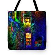 Funhouse - Second Version Tote Bag