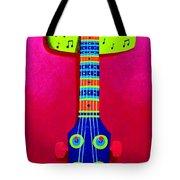 Funkadelic Guitar Tote Bag