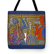 Funky Boutique Tote Bag