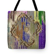Funky British Shilling Tote Bag