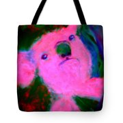 Funky Koala Bear In Pink Painting By Sue Jacobi