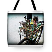 Funky Ride Tote Bag
