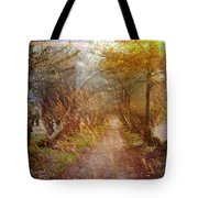 Funky Sunset 2 Tote Bag by Marty Koch